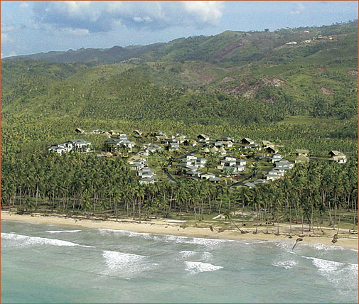 Image of the virtual Terra Terrenas and Jardines de Coson Development, Dominican Republic