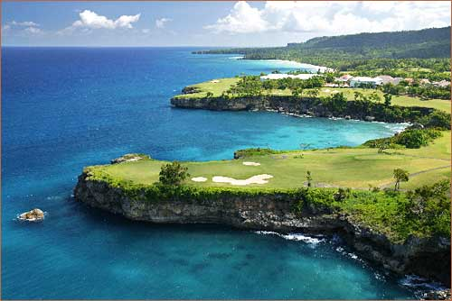 Oceanfront Playa Grande Golf course